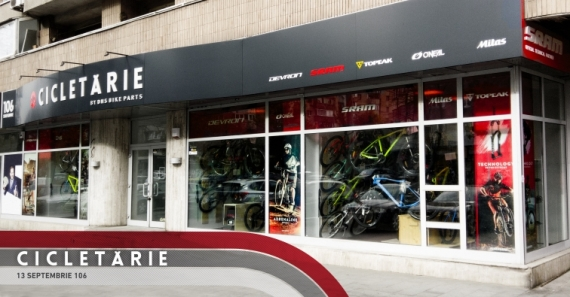 CICLETARIE Bucuresti by dhsbikeparts.ro