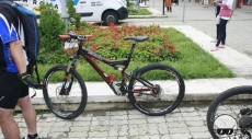 Specialized Stumpjumper FSR M5 Comp 2007 - modificat