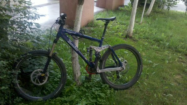specialized epic/ banshee chaparral (recuperata)